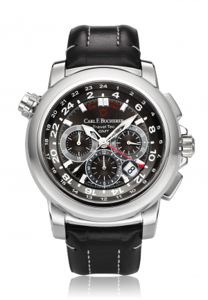 Carl.F. Bucherer Patravi Traveltec GMT