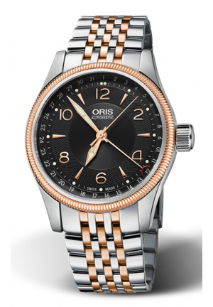ORIS BIG CROWN POINTER DATE, 40MM