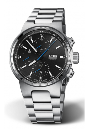 ORIS WILLIAMS CHRONOGRAPH, 44MM