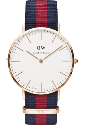 Daniel Wellington Men's Classic Oxford Quartz Watch DW00100001