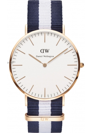 Daniel Wellington Classic Glasgow Mens Watch DW00100004