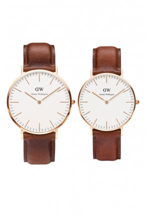 Couple St. Andrews Watch