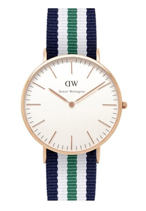 Daniel Wellington Men's Classic Nottingham Quartz Watch