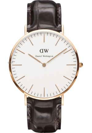 Daniel Wellington York Mens Watch DW00100011
