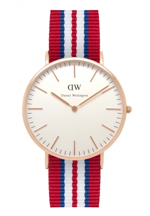 Daniel Wellington Men's Classic Exceter Quartz Watch 40mm