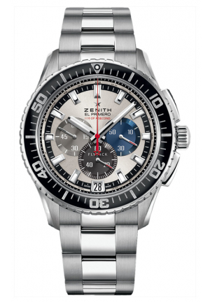 EL PRIMERO STRATOS FLYBACK STRIKING 10TH 45.5MM