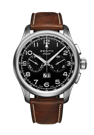 PILOT BIG DATE SPECIAL MEN'S AUTOMATIC CHRONOGRAPH 42MM