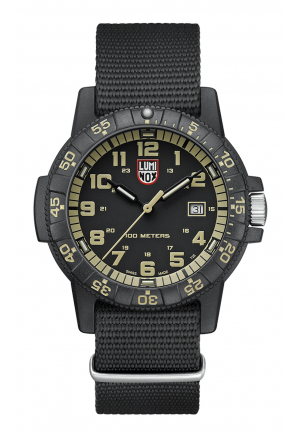 LUMINOX LEATHERBACK SEA TURTLE GIANT 0333, 44MM