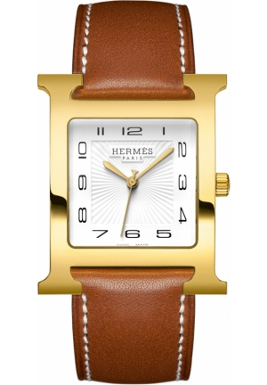 HERMES Hermes Series H Hour Large 30.5mm X 30.5mm