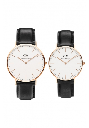 Daniel Wellington Couple Classic