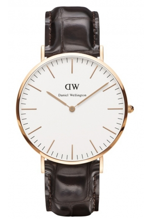 Daniel Wellington York Ladies Watch DW00100038