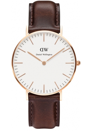 Daniel Wellington Bristol Rose Gold DW00100039