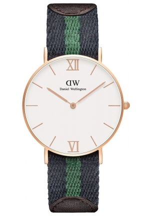 Daniel Wellington Women's Grace Warwick Quartz Watch 36mm