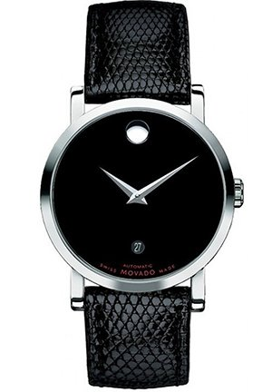 MOVADO Movado Museum Red Label 0606114, 38mm