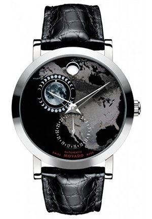 MOVADO Red Label, 42 mm