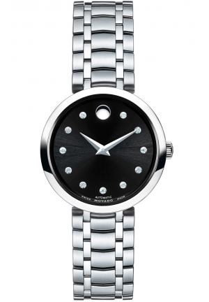 1881 AUTOMATIC STAINLESS STEEL BRACELET WATCH, 27MM