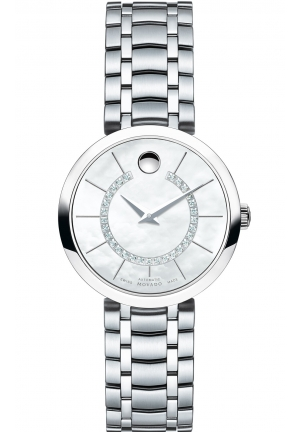 MOVADO 1881 Automatic Stainless Steel Bracelet watch 0606920, 27mm