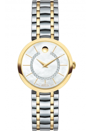 1881 AUTOMATIC TWO-TONED STAINLESS STEEL , 27MM