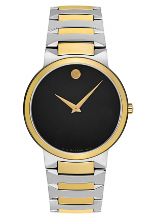 MOVADO TEMO WATCH, 39mm