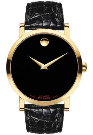 RED LABEL YELLOW GOLD PVD AUTOMATIC MEN'S WATCH