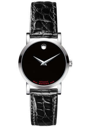 RED LABEL STAINLESS AUTOMATIC LADIES WATCH
