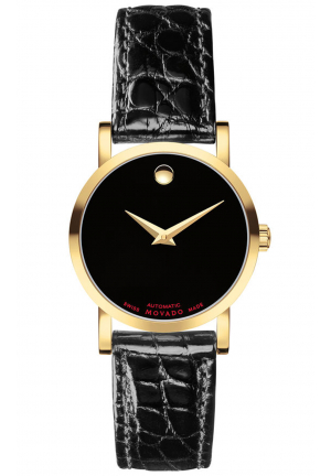 RED LABEL YELLOW GOLD PVD AUTOMATIC LADIES WATCH