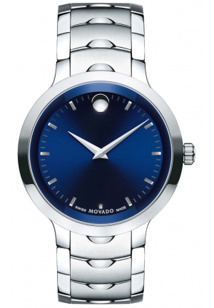 LUNO STAINLESS MEN'S WATCH