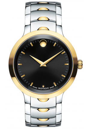 LUNO YELLOW GOLD PVD MEN'S WATCH