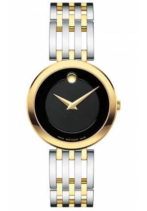 ESPERANZA TWO TONE LADIES WATCH , 28MM