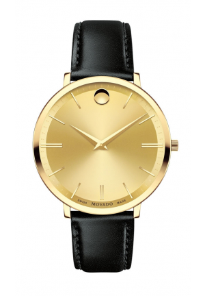 MOVADO ULTRA SLIM UNISEX WATCH 35MM