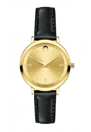 MOVADO ULTRA SLIM LADIES WATCH 28MM