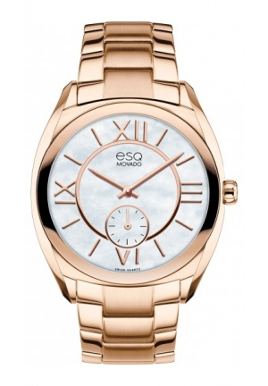 ESQ Origin Analog Display Swiss Quartz Rose Gold Watch 36mm