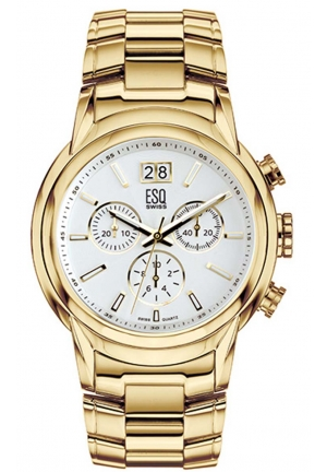 ESQ Mens Watch Quest Chronograph 42mm