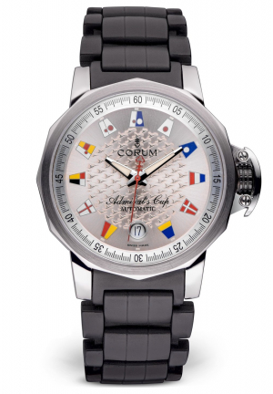 Corum Admirals Cup in Steel