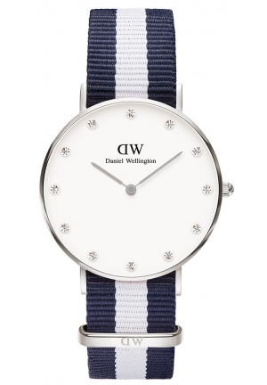 Daniel Wellington - Glasgow - Silver -