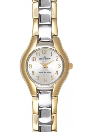 Anne Klein Watch, Women's Two Tone Bracelet