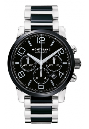 MONTBLANC TimeWalker Ceramic Chronograph Automatic 43mm