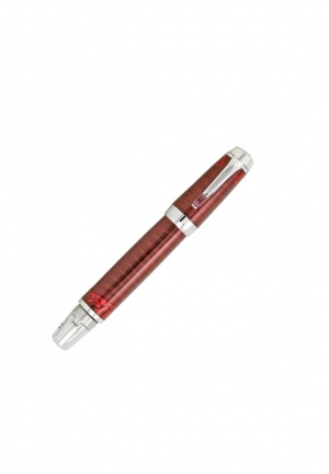 Montblanc Boheme Paso Doble Rouge Fountain Pen,104923