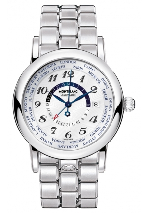 MONTBLANC Star World-Time GMT Automatic 42mm