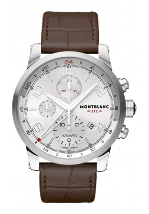 MONTBLANC TimeWalker ChronoVoyager UTC 43mm