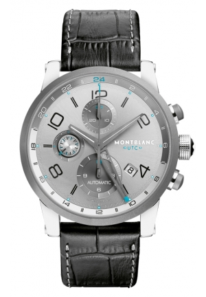 MONTBLANC TimeWalker ChronoVoyager UTC 4mm