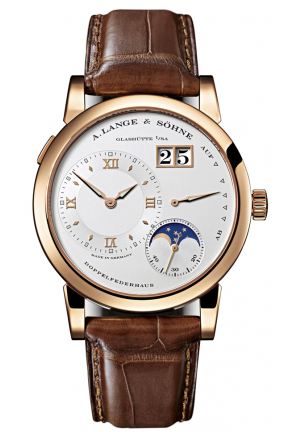 A. Lange & Sohne Lange 1 Moonphase Mens Watch 109.032