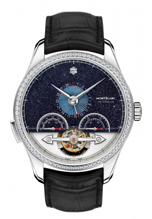 MONTBLANC HERITAGE CHRONOMÉTRIE EXOTOURBILLON MINUTE CHRONOGRAPH VASCO DA GAMA LIMITED EDITION - 25 PIECES
