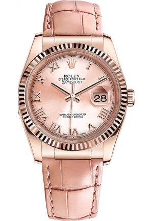 OYSTER PERPETUAL 116135-0037 DATEJUST 36