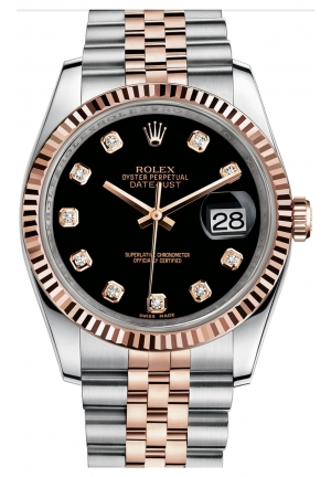 OYSTER PERPETUAL DATEJUST 116231-0056 , 36MM