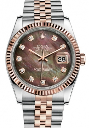 DATEJUST WATCH 116231-0061, 36MM