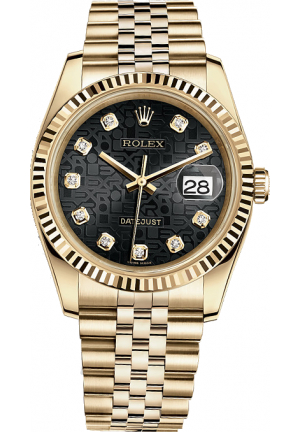 OYSTER PERPETUAL 116238-0078 DATEJUST 36