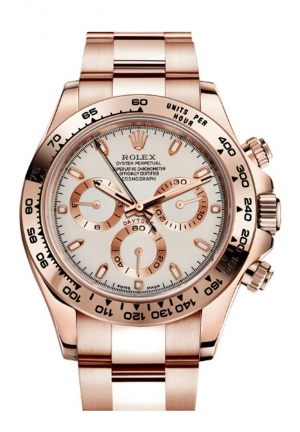 COSMOGRAPH DAYTONA OYSTER PERPETUAL 116505-0005, 40MM