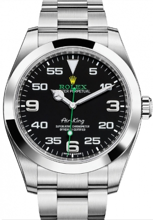 AIR-KING OYSTER PERPETUAL 116900-0001, 40MM