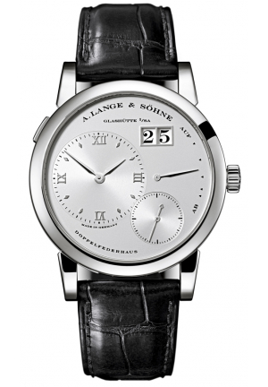 A. Lange & Sohne Grand Lange 1 Mens Watch 40.9mm 117.025
